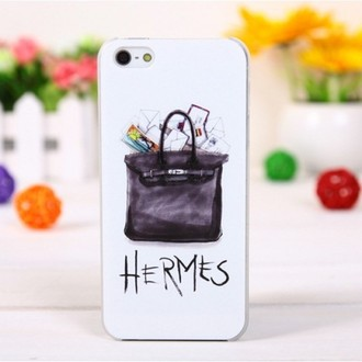 "Чехол для iPhone 5/5s ""Fashion Bags"""
